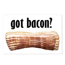 got bacon? Postcards (Package of 8)