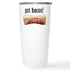 got bacon? Travel Mug
