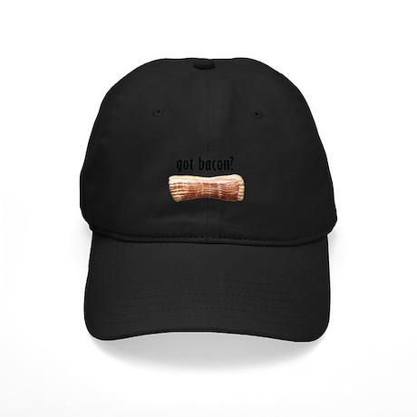 got bacon? Black Cap