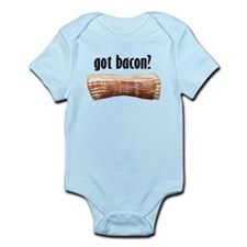 got bacon? Infant Bodysuit