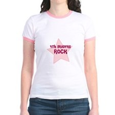 4th Graders Rock T