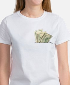 Fake Money Pocket Tee