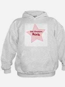 3rd Graders Rock Hoodie