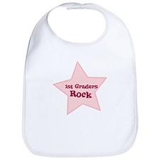 1st Graders Rock Bib