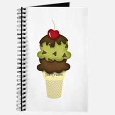 yummy icecream Journal