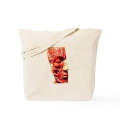 Skinless Face Tote Bag