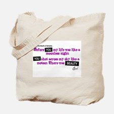 Unique Twilight breaking dawn no measure of time with you Tote Bag