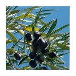 Wine Country Home Decor Olives Wine Coaster