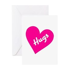 HUGS: Greeting Card