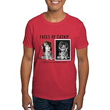 Faces of Catnip T-Shirt