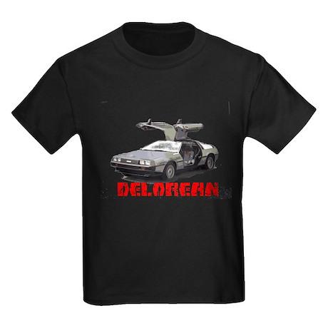 3-Delorean T-Shirt
