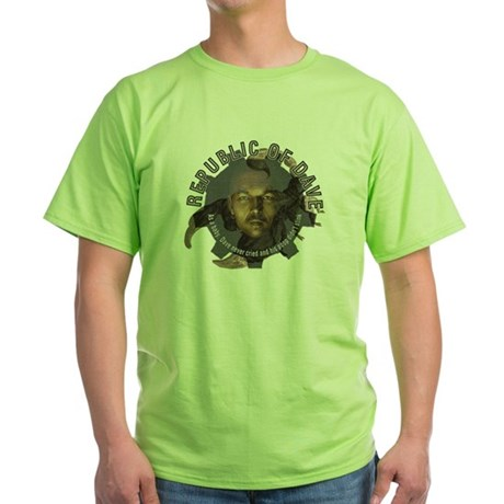 Republic of Dave Green T-Shirt
