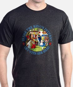 IS SHE THE KING'S INTERN? T-Shirt
