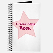 1-Year-Olds Rock Journal