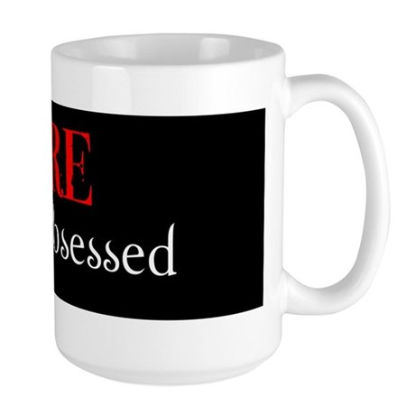 Vampire Obsessed Mug