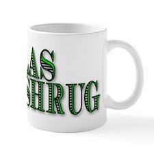 Atlas Will Shrug Mug