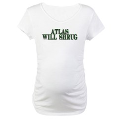 Atlas Will Shrug Shirt