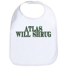 Atlas Will Shrug Bib