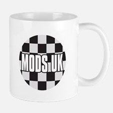 MODS UK BADGE Mug