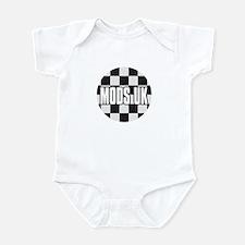 MODS UK BADGE Infant Bodysuit