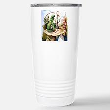 ALICE & THE CATERPILLAR Travel Mug