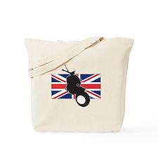 JACKED VESPA Tote Bag