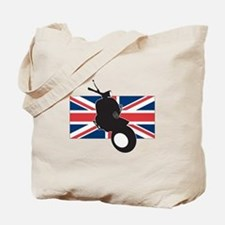 JACKED VESPA Tote Bag