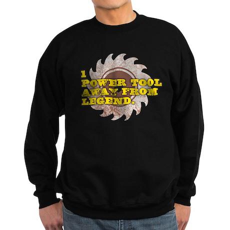 1 Power Tool Sweatshirt (dark)
