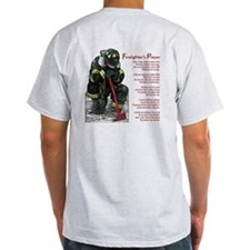 Firefighter Prayer T-Shirt