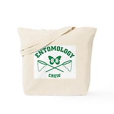Ento Crew Green Tote Bag