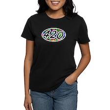 Tie Dye 420 Tee