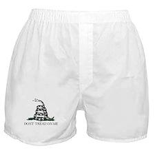 Gadsden Flag Boxer Shorts