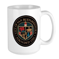 City of San Buenaventura Cali Mug