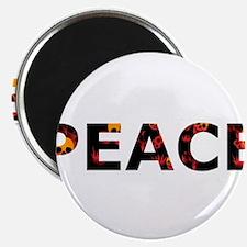 "Peace - Sort of... 2.25"" Magnet (100 pack)"