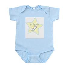 First Instar Boy Infant Creeper