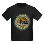 USS ALBERT T. HARRIS Kids Dark T-Shirt