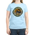 USS ALBERT T. HARRIS Women's Light T-Shirt