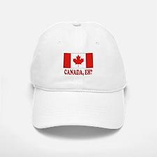 Canada, Eh? Baseball Baseball Cap