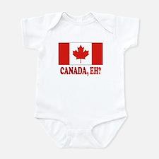 Canada, Eh? Infant Bodysuit