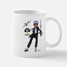 President Obama's Foreign Pol Mug