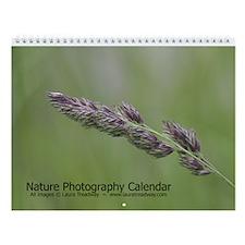Nature Photography Wall Calendar (v. 5)