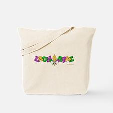 Mardi Gras Lagniappe Tote Bag