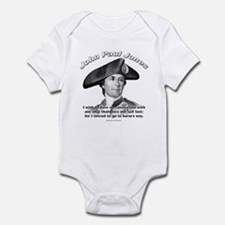 John Paul Jones 01 Infant Creeper