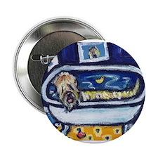 Wheatie bath moon smile Button