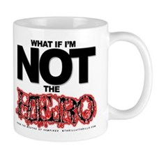 Cool What if i'm not the hero i'm the bad guy Mug