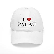 I Love Palau Baseball Cap