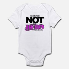 Cool Twilight quotes Infant Bodysuit