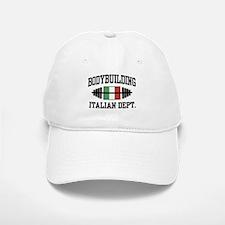 Italian Bodybuilding Baseball Baseball Cap