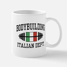 Italian Bodybuilding Mug