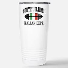 Italian Bodybuilding Thermos Mug